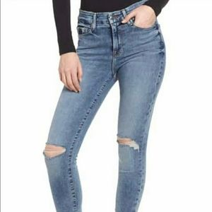 Good Legs Skinny Jeans High Waist New without Tags
